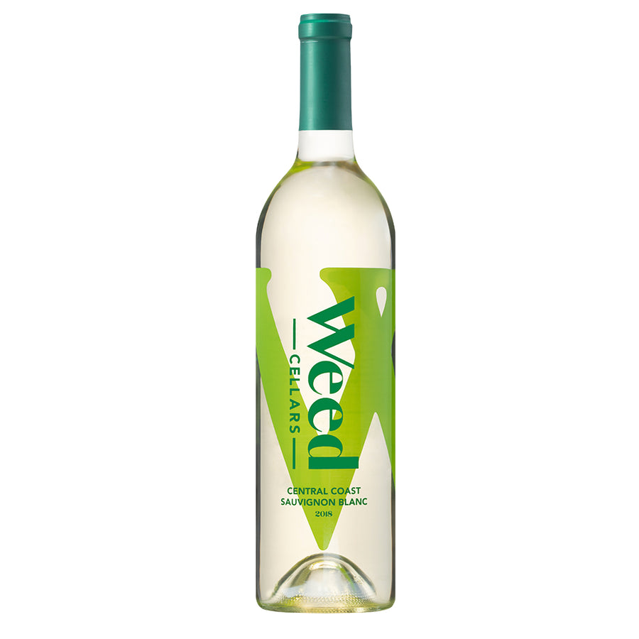 Weed Cellars Sauvignon Blanc 2018 - Weed Cellars, Inc.
