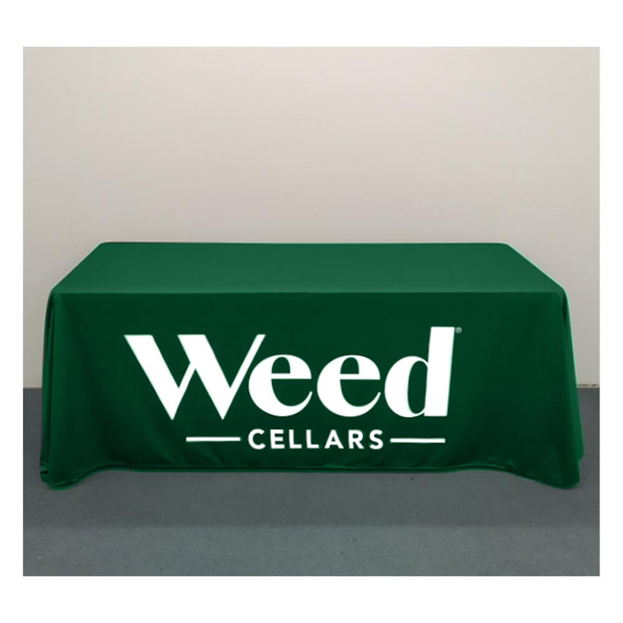 Table Cloth - Weed Cellars, Inc.