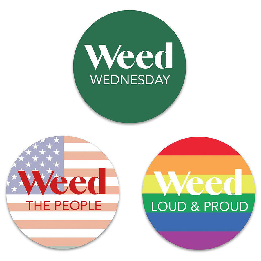 Buttons - Weed Cellars, Inc.