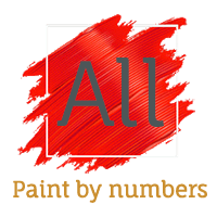 All Paint By Numbers