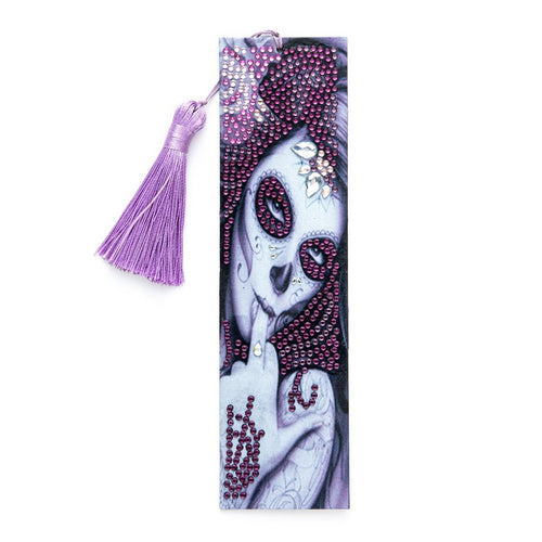 Witch Diamond Art Bookmark