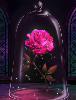 Rose Diamond Painting