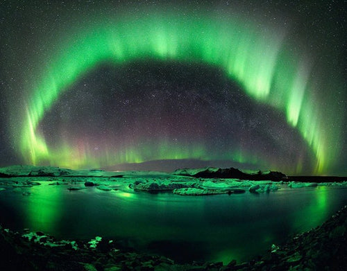 Aurora Australis Paint by Diamonds