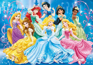 Beautiful Disney Princesses Diamond Painting Kit