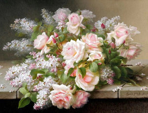 Roses 3D Diamond Painting