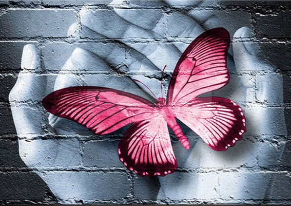 Butterfly DIY Diamond Painting Kit