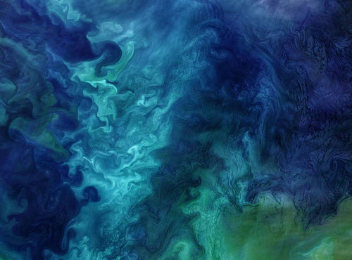 Churning in the Chukchi Sea Paint by Diamonds