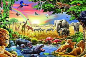 Animals & Birds Diamond Painting