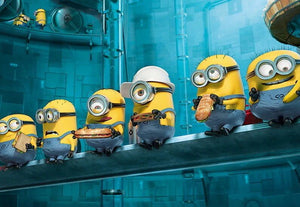 Minions Full Drill Painting Kit