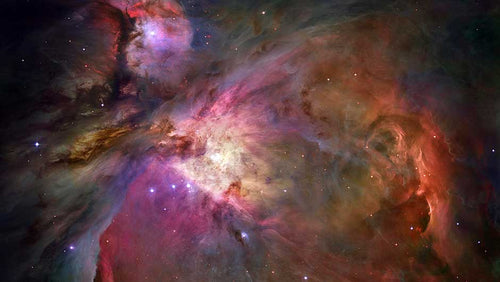 Orion Nebula Paint by Diamonds