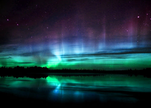 Peak Season for Aurora Borealis
