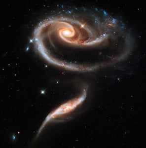 Rose Galaxies ARP-273 Diamond Painting