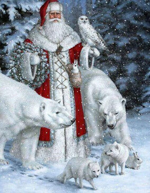Santa Claus DIY Diamond Painting