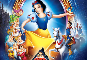 Snow White and the Seven Dwarfs Diamond Painting Kit