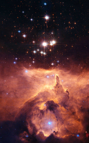 Star Cluster Pismis 24-1 Diamond Painting Kit