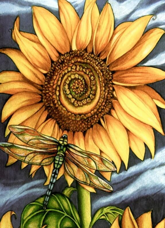 Sunflower DIY Painting Kit