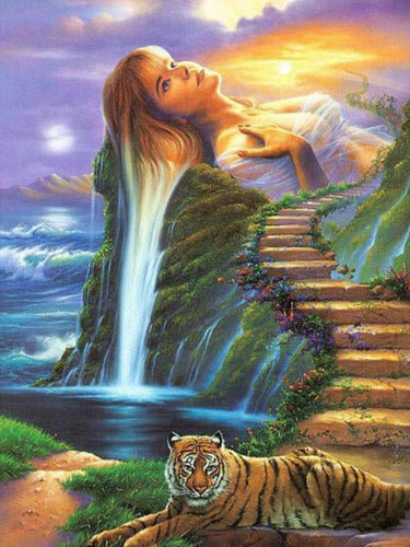 Surreal Art by Jim Warren Diamond Painting
