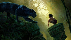 The Jungle Book Paint by Diamonds