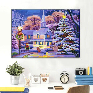 Christmas House LED Kit