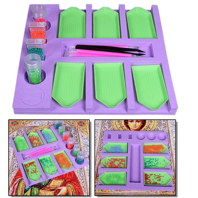 Diamond Painting Accessories Organizer