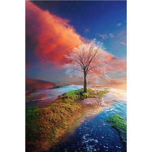 Lovely Landscape Collection DIY Diamond Paintings