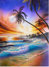 Load image into Gallery viewer, Lovely Landscape Collection DIY Diamond Paintings