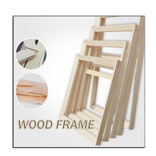 Load image into Gallery viewer, Wooden Frames for Diamond Painting Kits