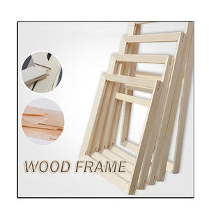 Wooden Frames for Diamond Painting Kits