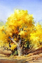 Load image into Gallery viewer, Colorful Trees DIY Diamond Paintings