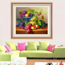 Load image into Gallery viewer, Yummy Fruits Collection DIY Painting