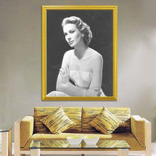 Load image into Gallery viewer, Princess Grace Kelly Portrait