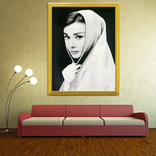 Load image into Gallery viewer, Audrey Hepburn - An Iconic Portrait