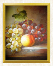 Load image into Gallery viewer, Red & Green Grapes DIY Painting