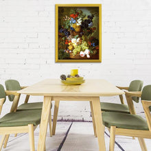 Load image into Gallery viewer, Pile of Fruits DIY Diamond Painting