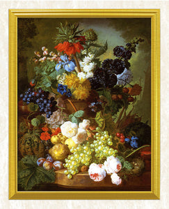 Pile of Fruits DIY Diamond Painting