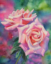 Load image into Gallery viewer, Roses DIY Diamond Painting