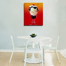 Load image into Gallery viewer, An Ice Cream Cup DIY Diamond Painting