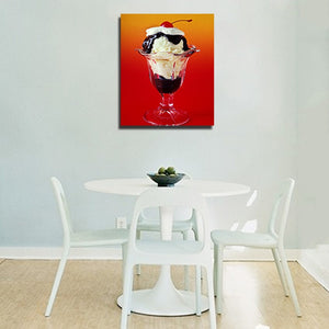 An Ice Cream Cup DIY Diamond Painting