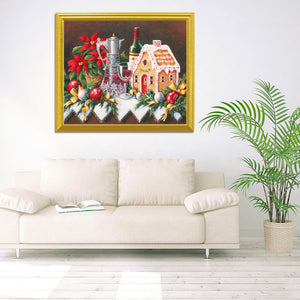 Christmas DIY Diamond Painting