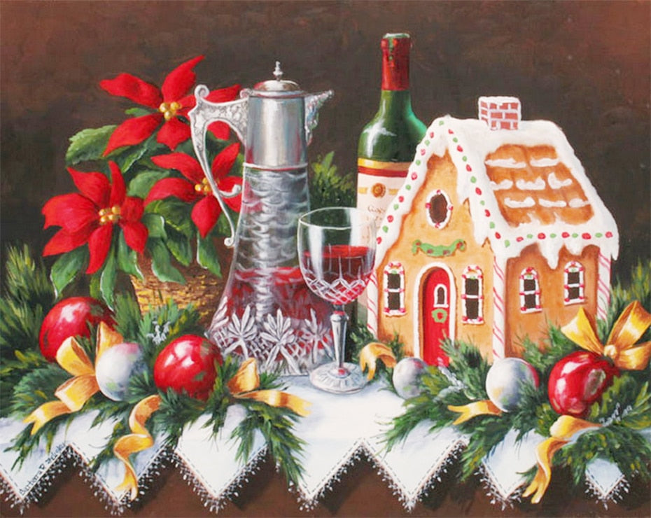 Christmas Art Diamond Painting