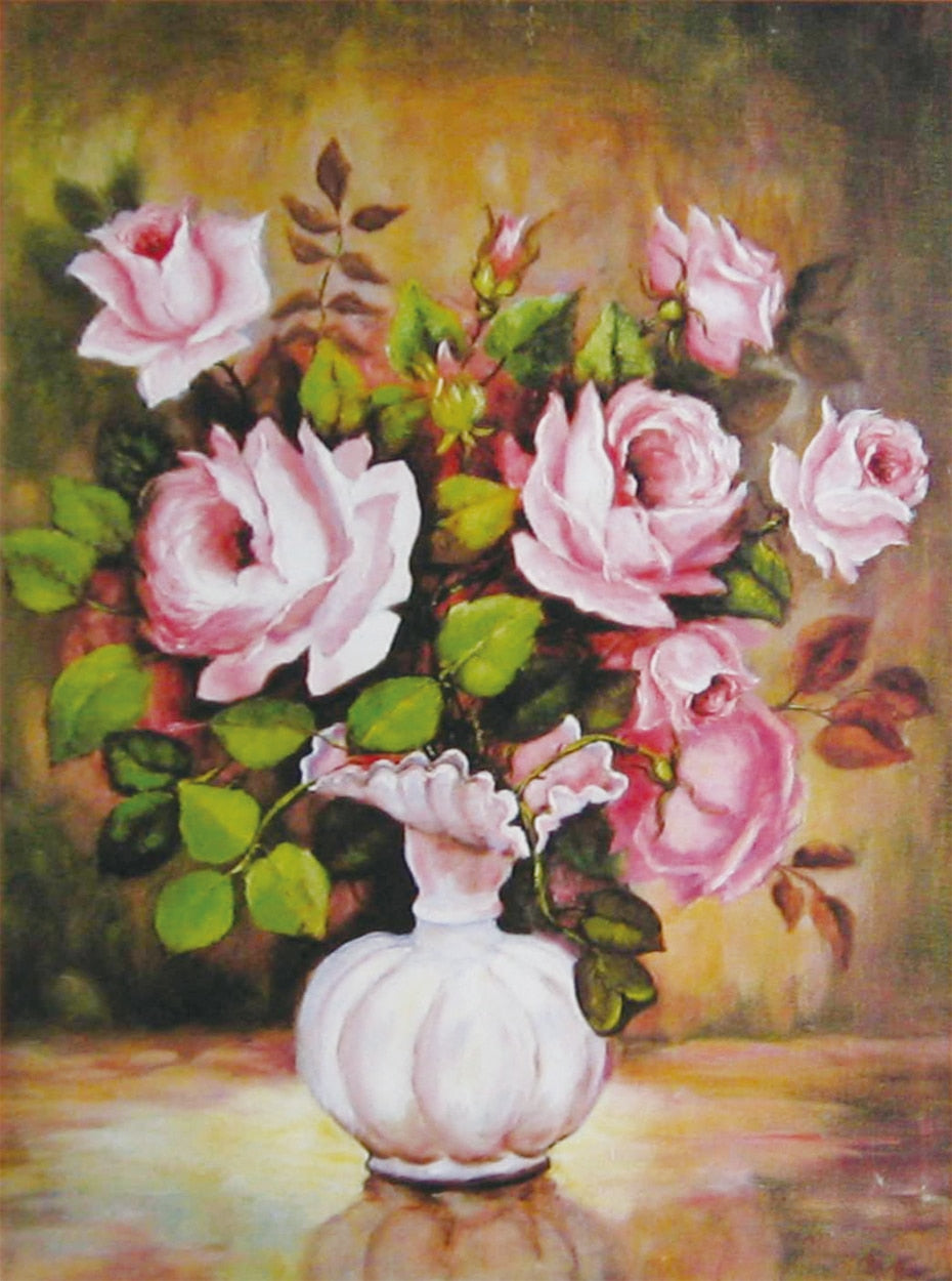 Flowers DIY Painting Kit