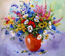 Load image into Gallery viewer, Floral Art Kit