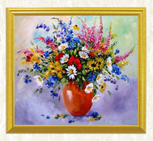 Load image into Gallery viewer, Fresh Flowers DIY Painting