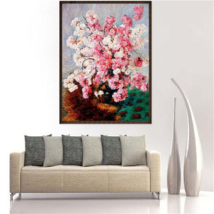 Summer Flowers DIY Diamond Painting
