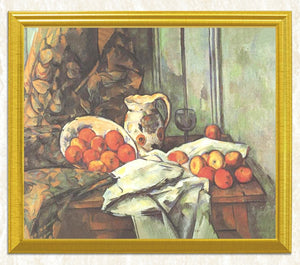 Still Life Jug & Fruits DIY Diamond Painting