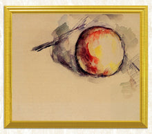 Load image into Gallery viewer, Study of an Apple - Paul Cézanne