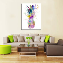 Load image into Gallery viewer, Pineapple Art DIY Diamond Painting
