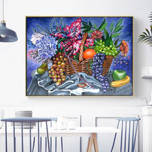 Load image into Gallery viewer, Fresh Basket DIY Diamond Painting