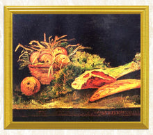 Load image into Gallery viewer, Apples Meat & Rolls - Vincent Van Gogh