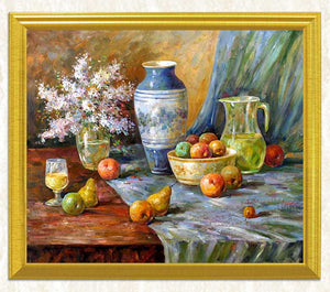 Beautiful Still Life DIY Diamond Painting